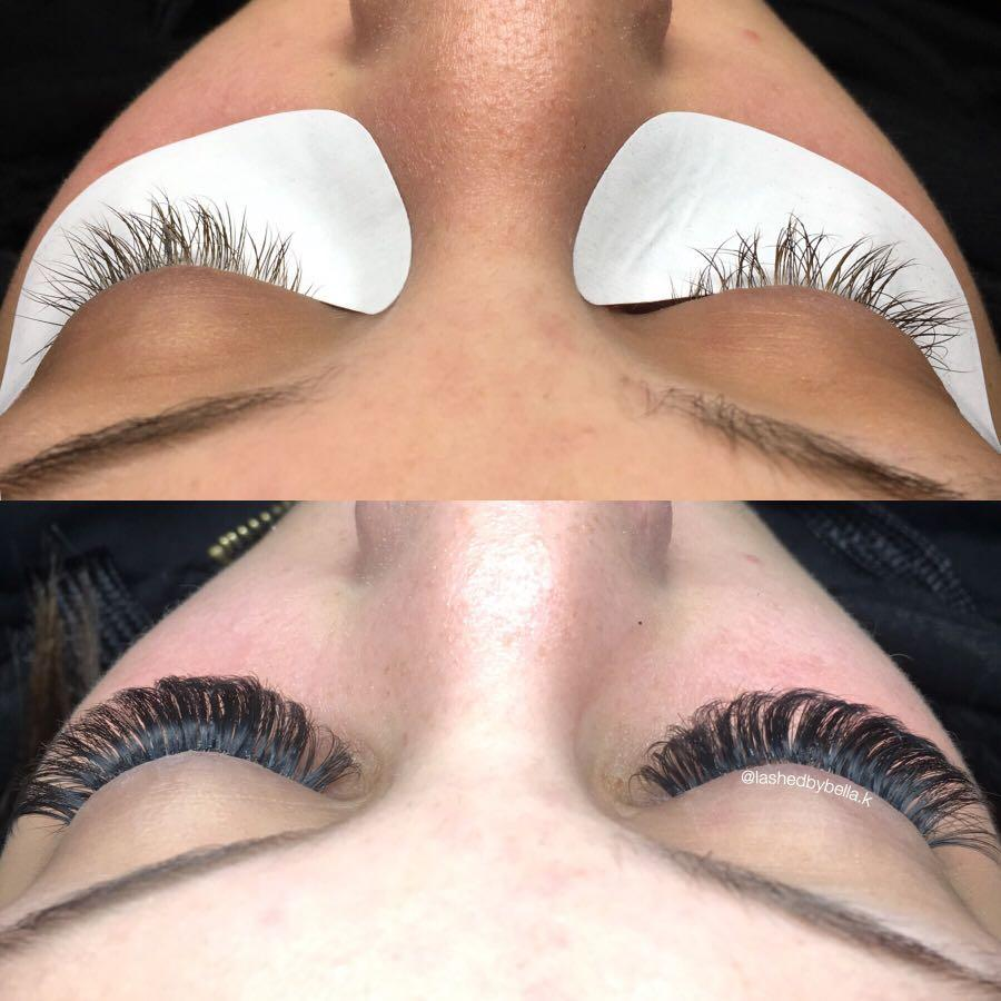 Classic, Volume & Mega Eyelash Extensions