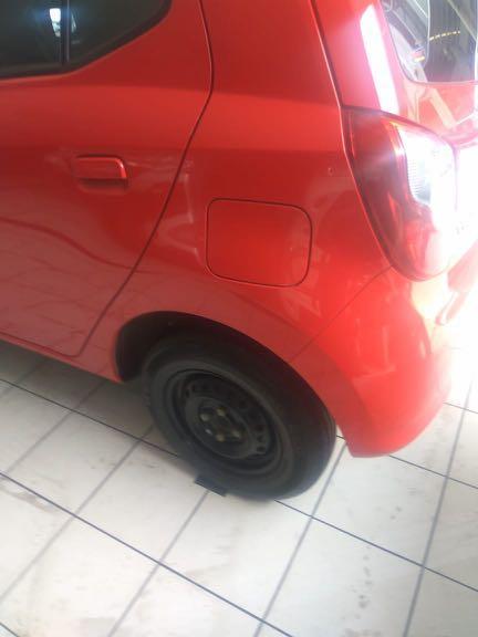 Disewakan Mobil Ayla Matic