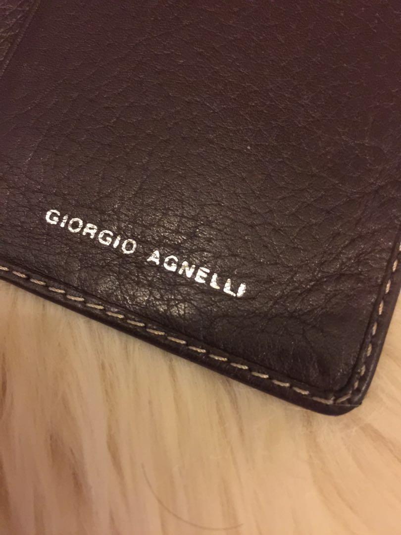 Dompet Giorgio Agneli italy original