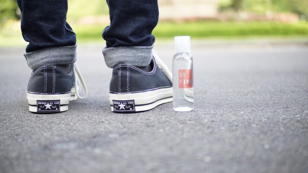 DrFinn Shoes Cleaner 55ml