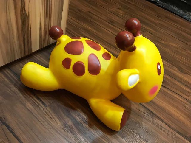 ELC - Bouncing Giraffe
