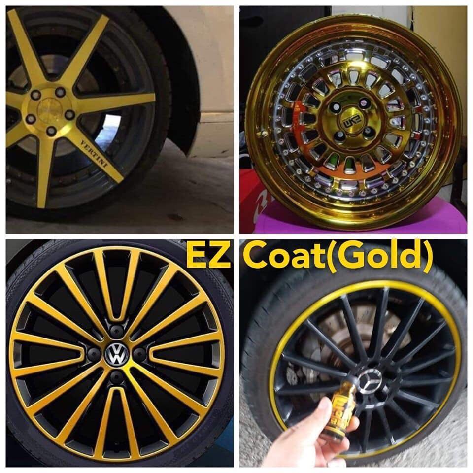 EZ coat電鍍漆變色劑系列(兩支平均$260支)