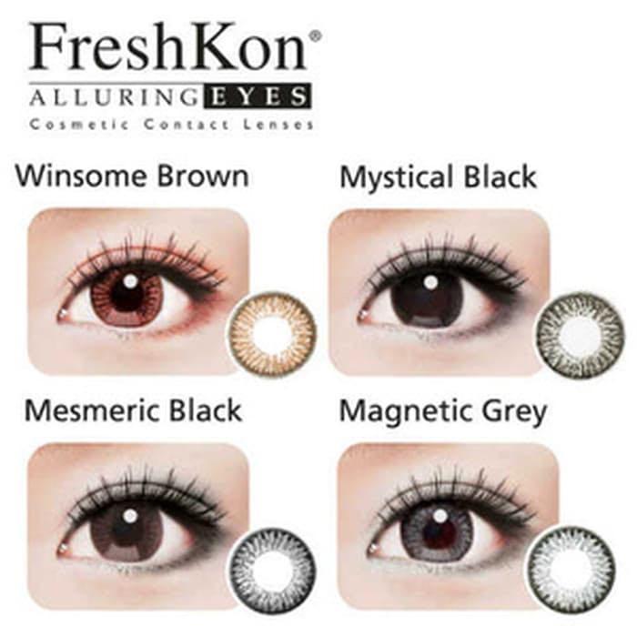 Freshkon contact lens