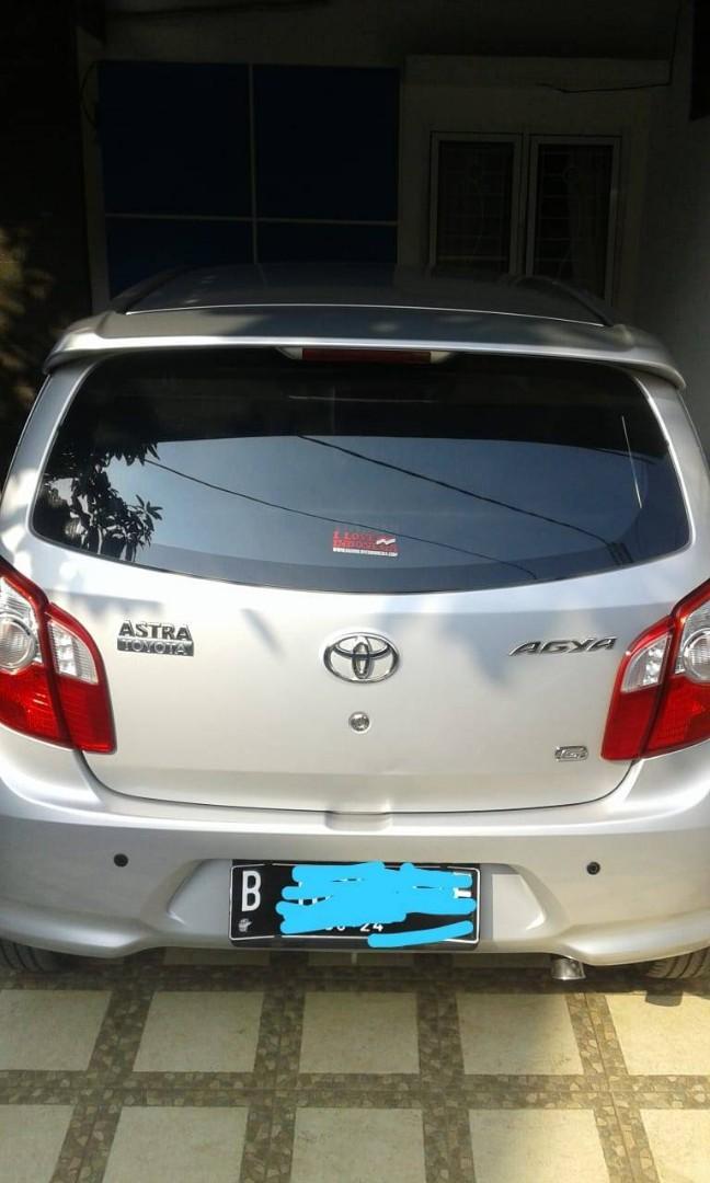 FS Toyota Agya Type G 2014