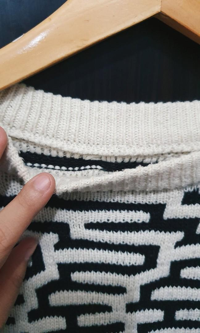 High quality sweater