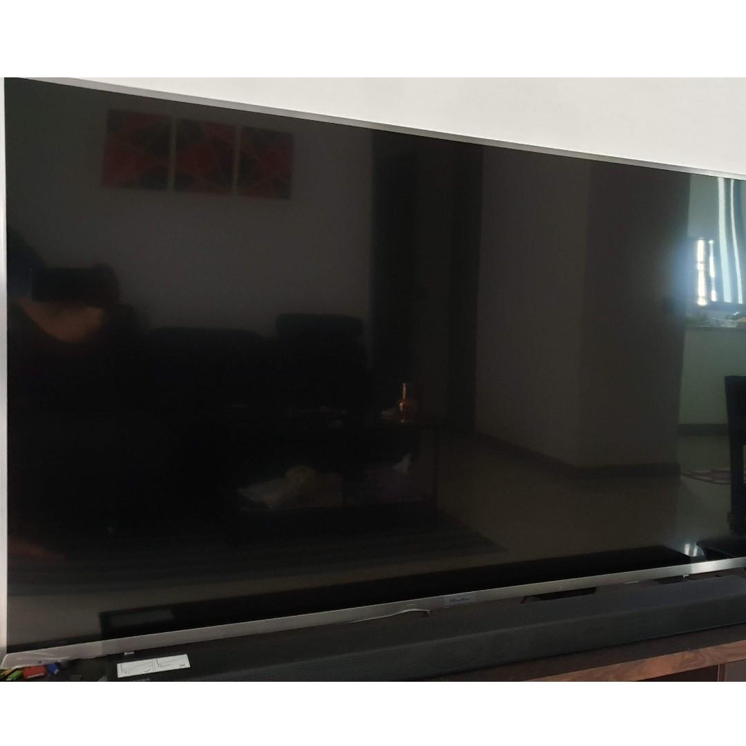 Hisense - 55 Inch Smart LED TV (2018 Model)