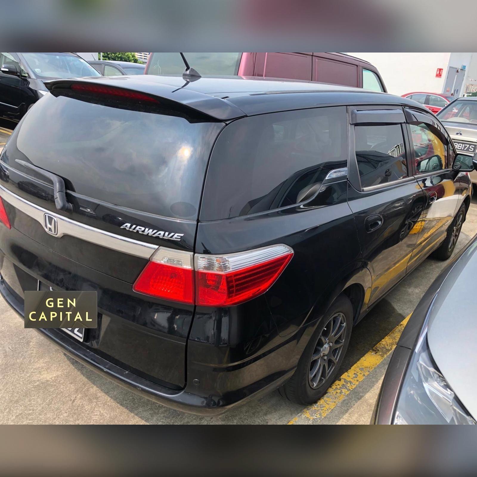 Honda Cars Limited Promo - Grab Gojek Ryde Tada & Non PHV Car Rental Services