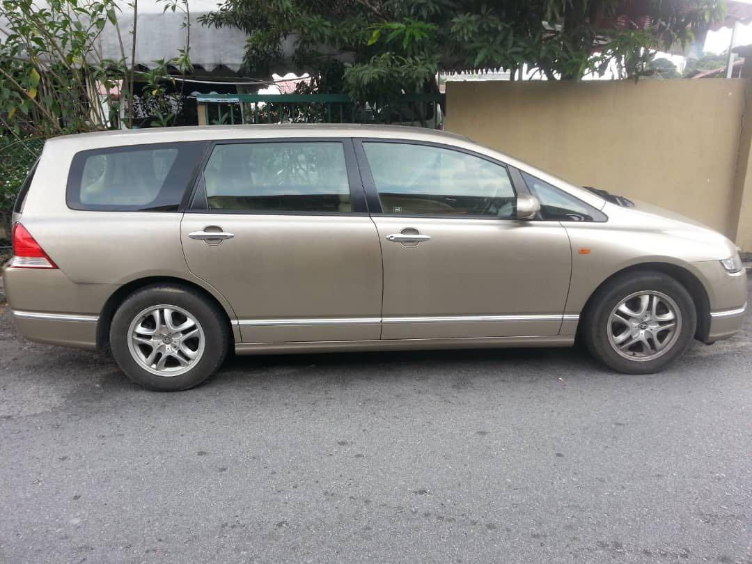Honda Odyssey [Sell for Scrap] SERIOUS BUYER ONLY!