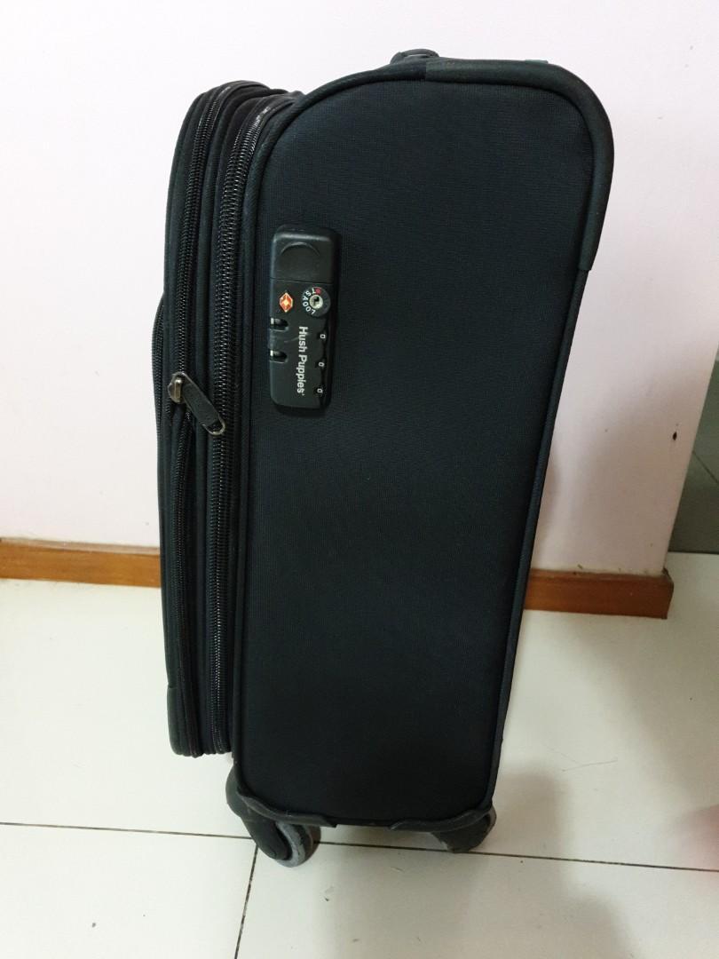 Hush Puppies Luggage Bag