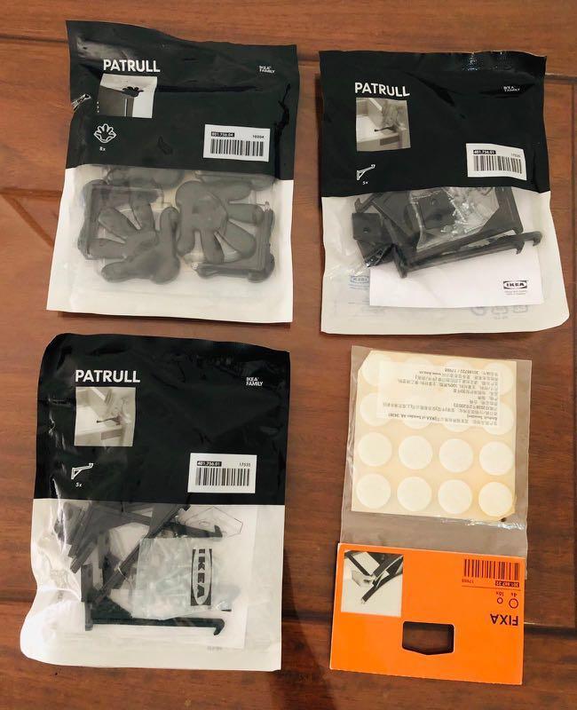 Ikea Baby proofing supplies