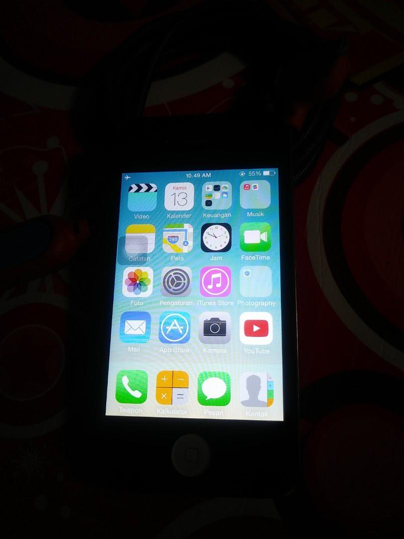 iPhone 4s / 4
