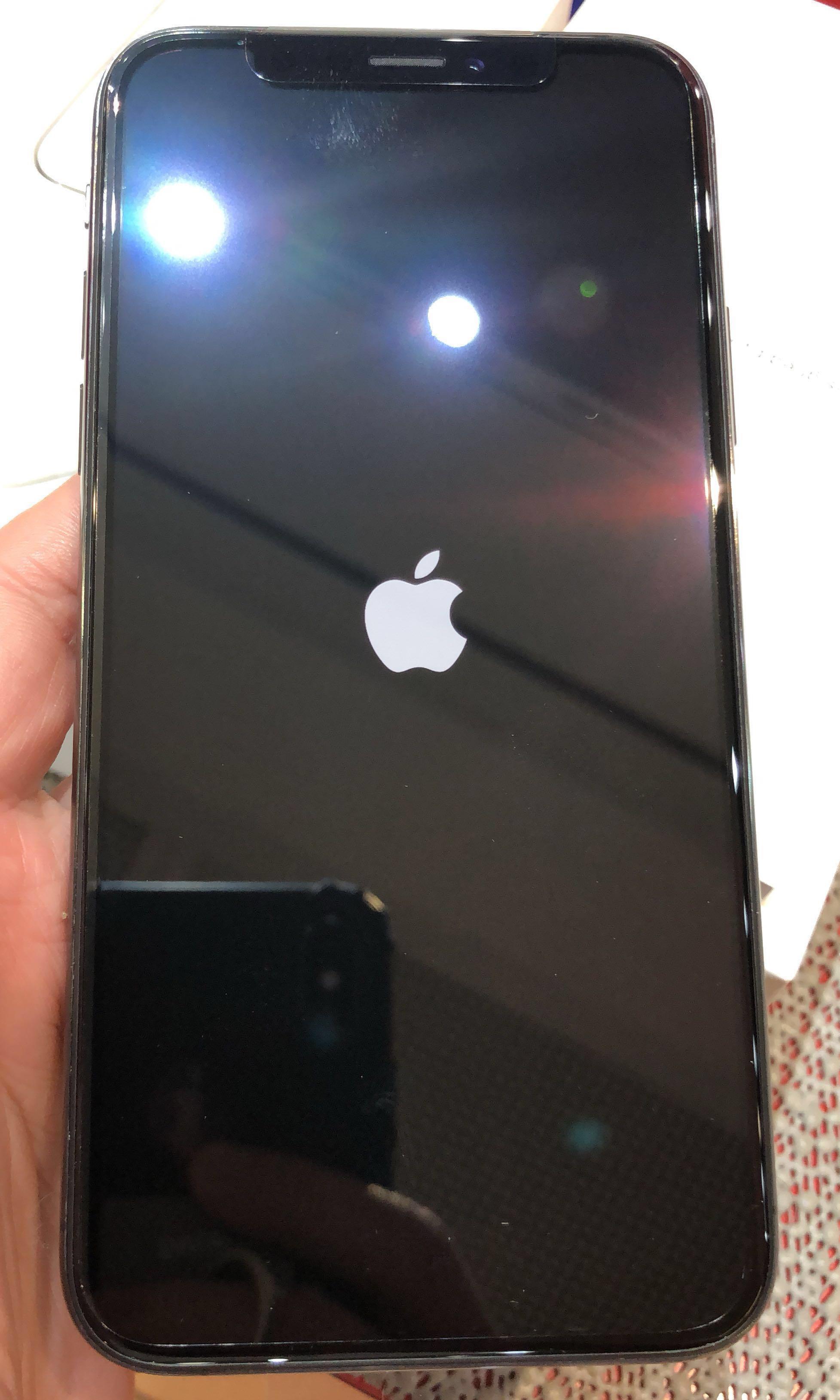 IPhone X 256Gb Space Grey Original full set