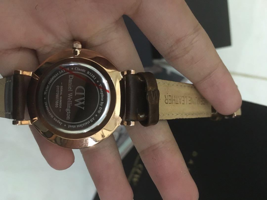 Jam tangan daniel wellington classic bristol origimal BARU