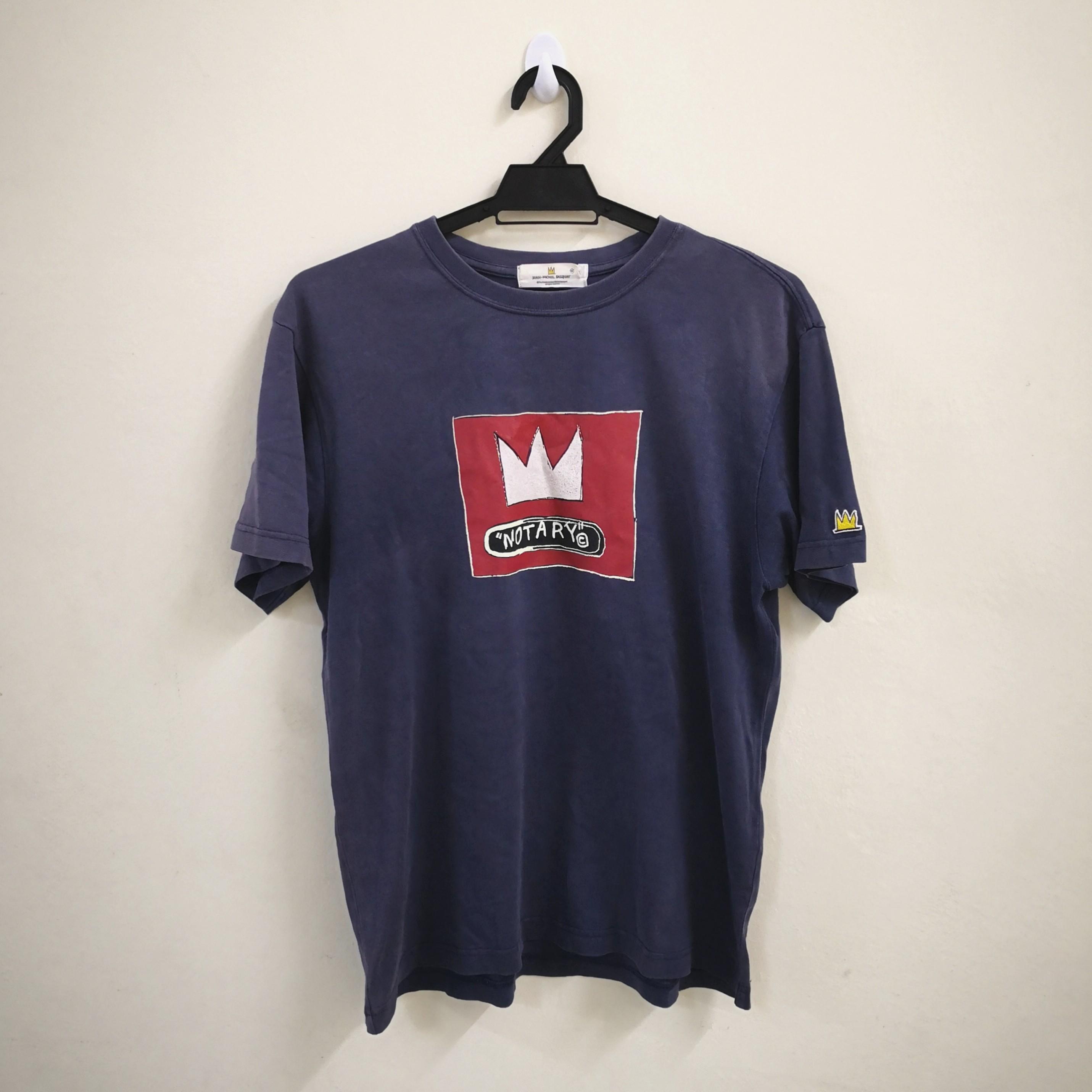 Jean Michel Basquat Uniqlo T Shirt Set