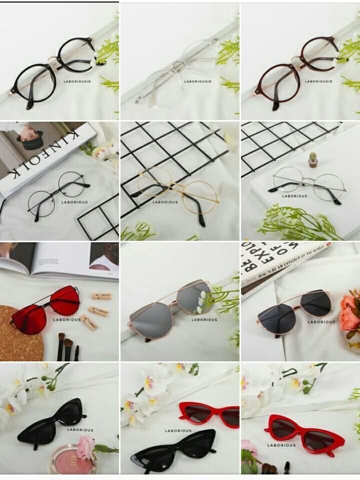 Kacamata kece (PO) 3=75000