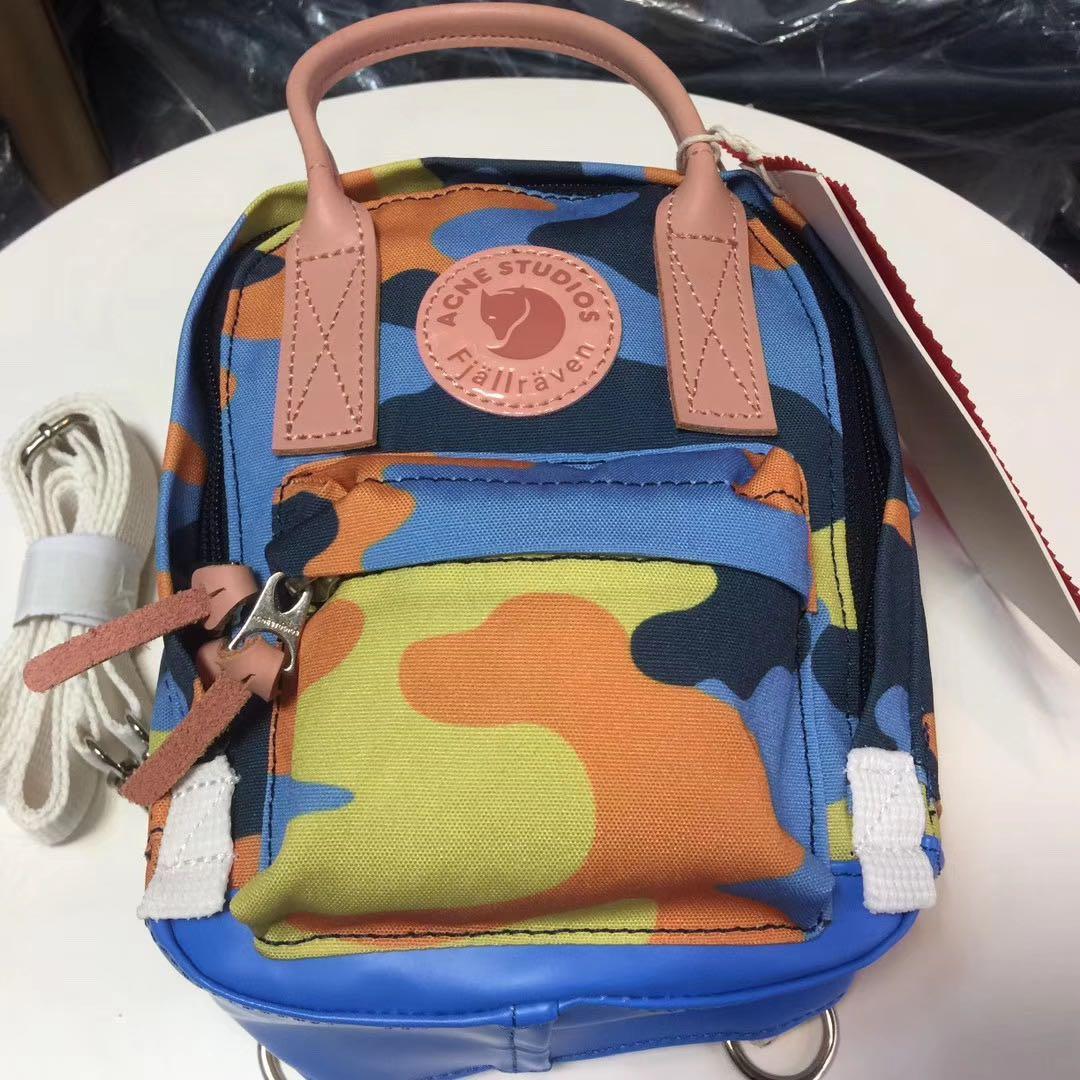 Kanken Acne Studio Micro sling backpack bag