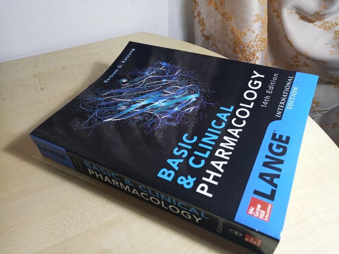 Katzung & Trevor Basic and Clinical Pharmacology