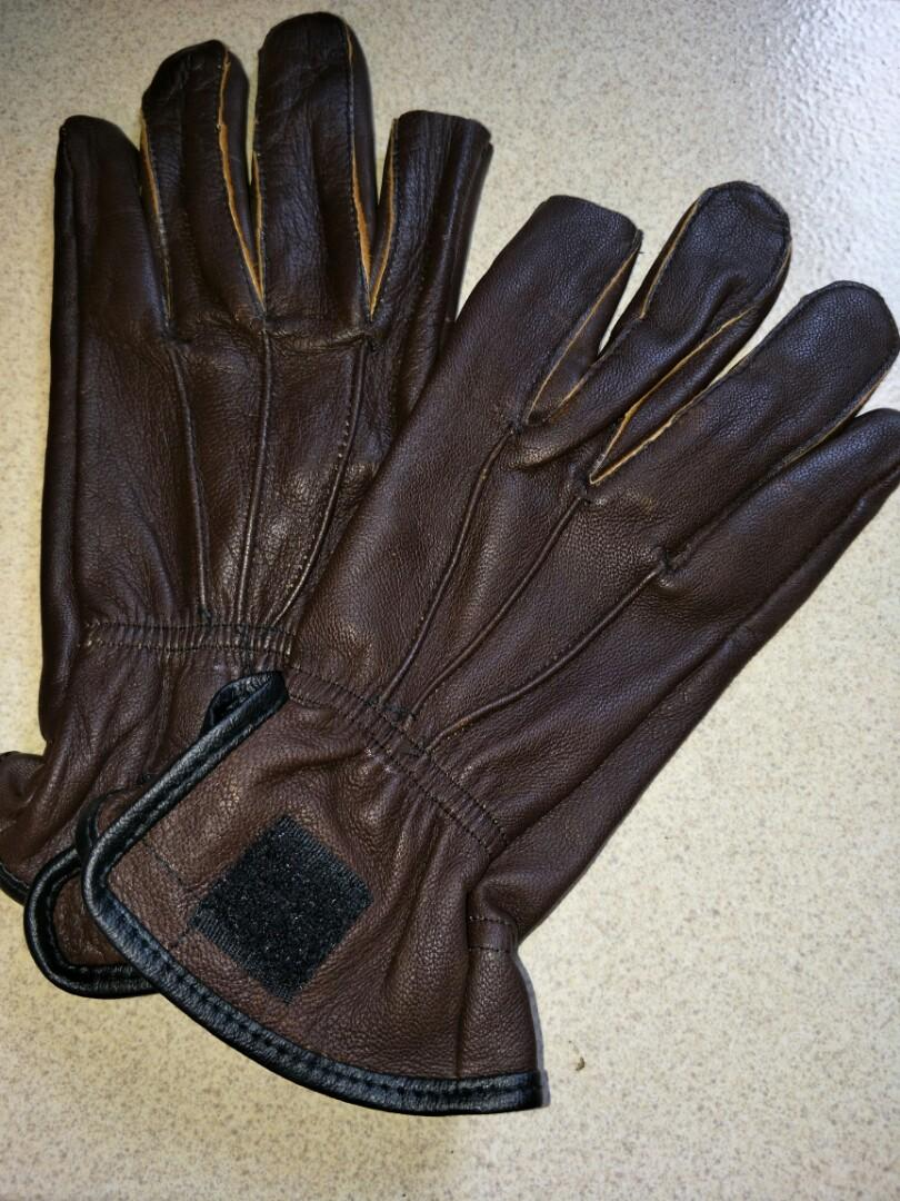 Leather Glove for 120k