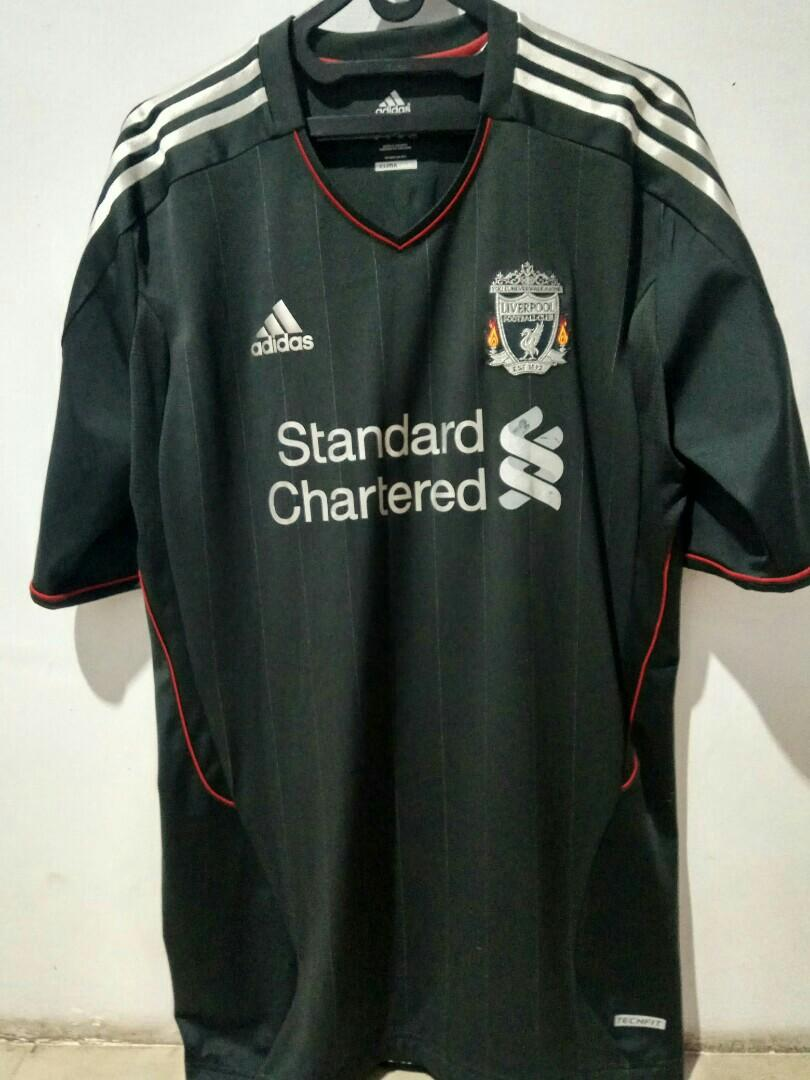 Liverpool away jersey original (Techfit)