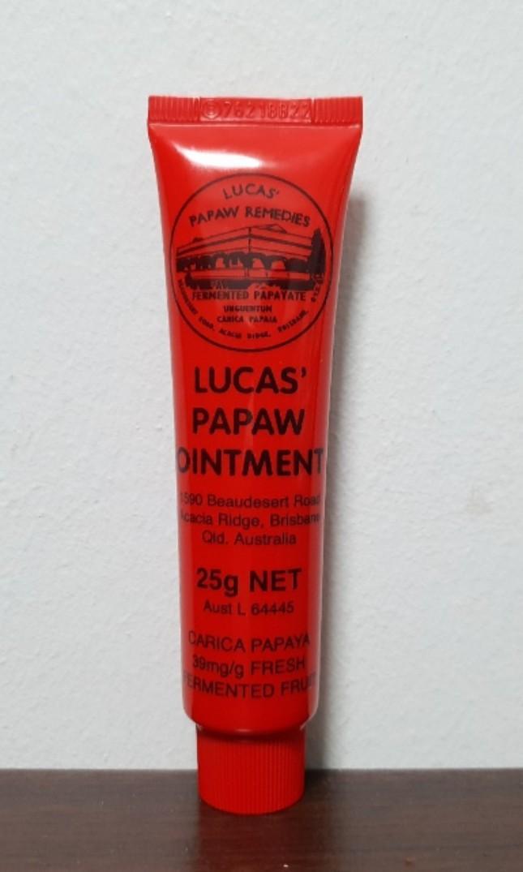 Laneige Skin Refiner & Lucas Papaw Ointment 25gr