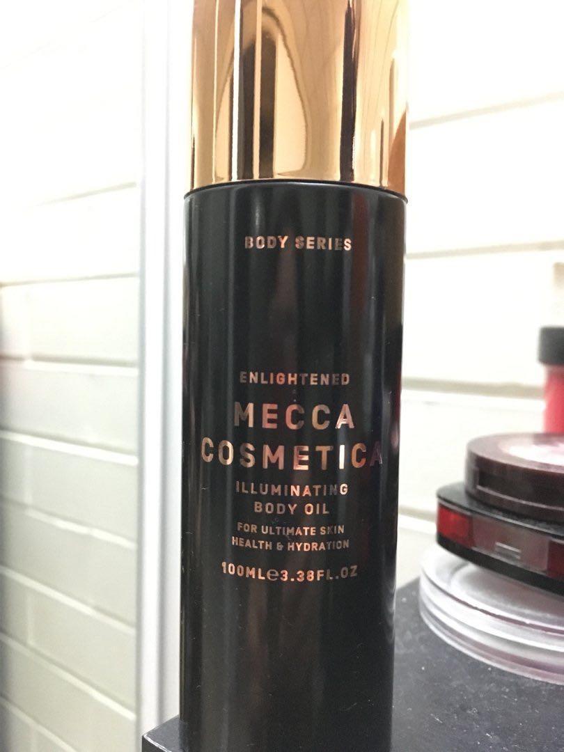 Mecca Cosmetica Body Oil