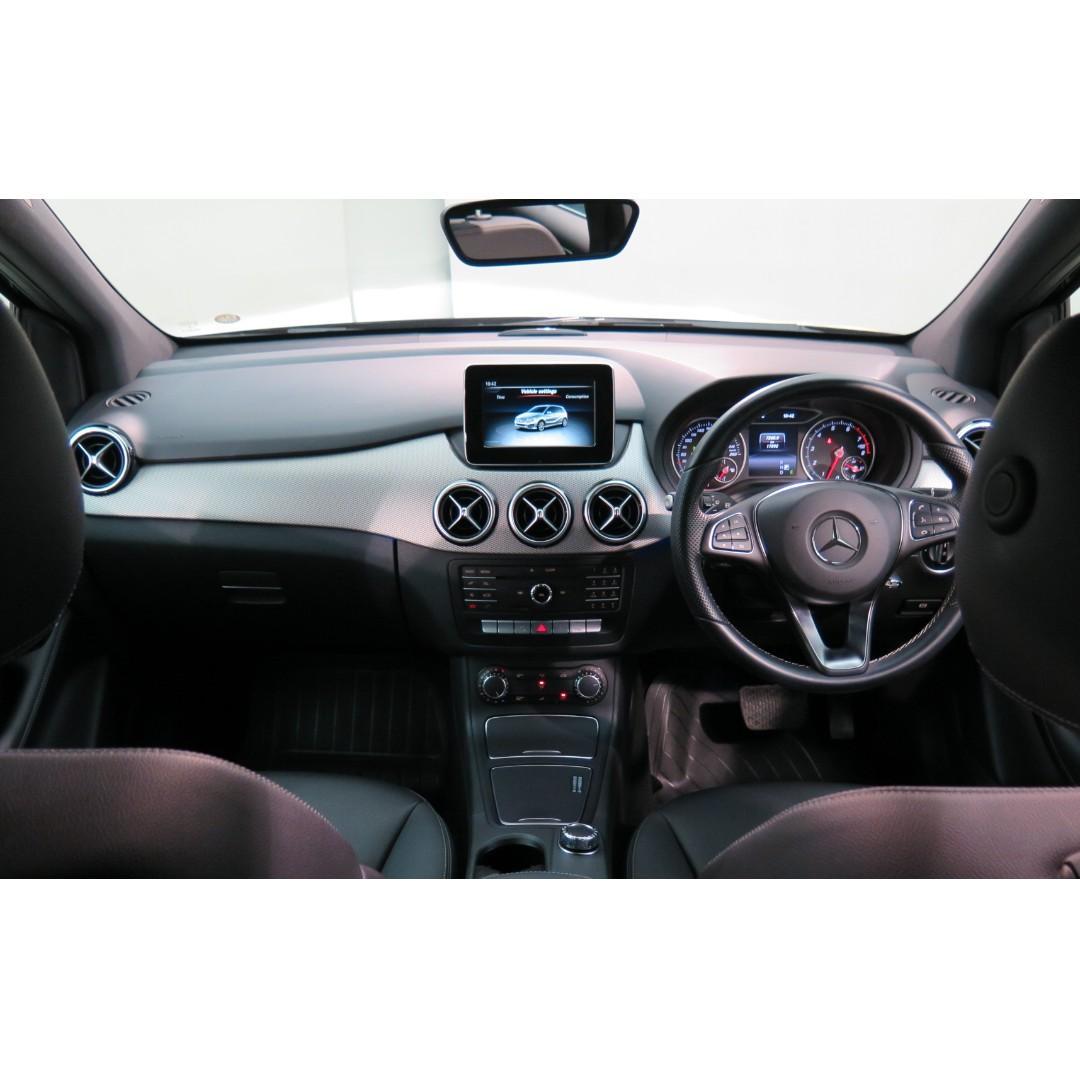 MERCEDES-BENZ B200 Facelift 2015'