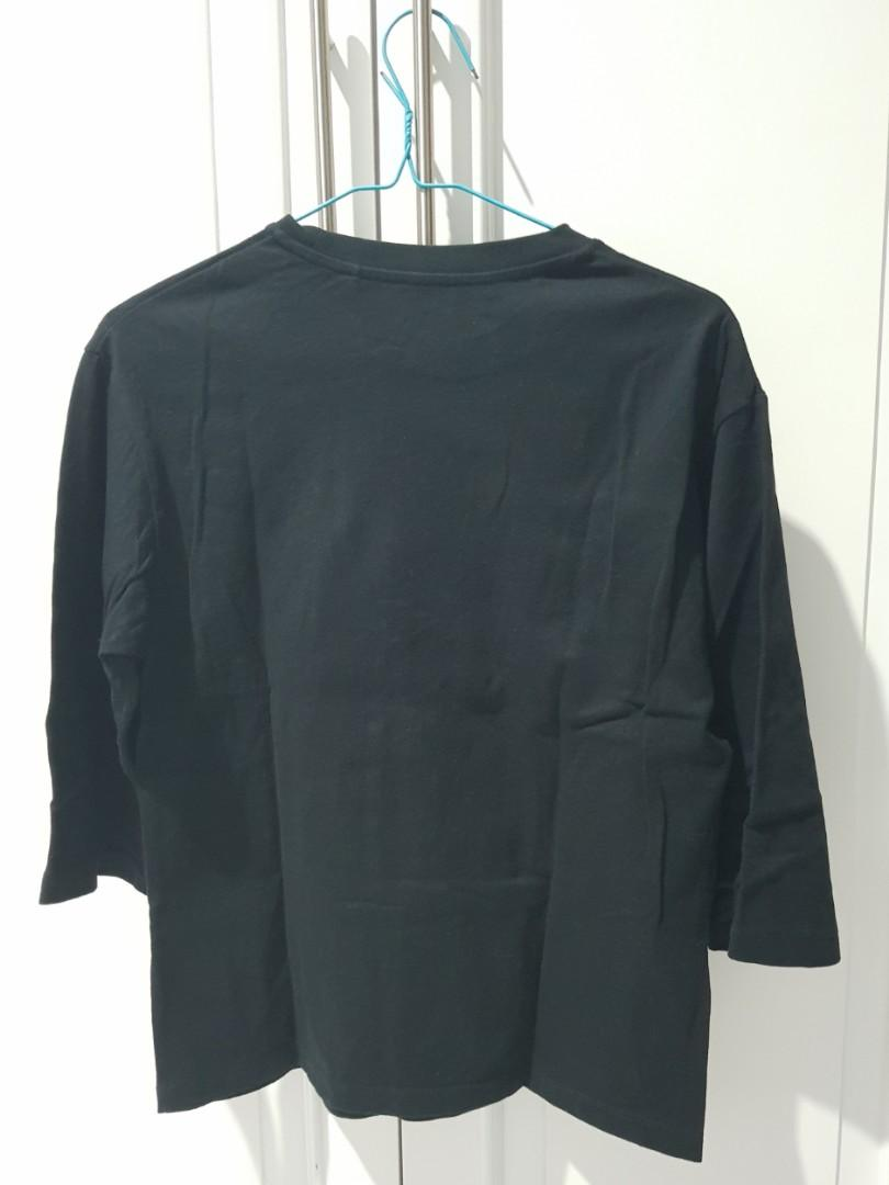 Mickey Uniqlo shirt