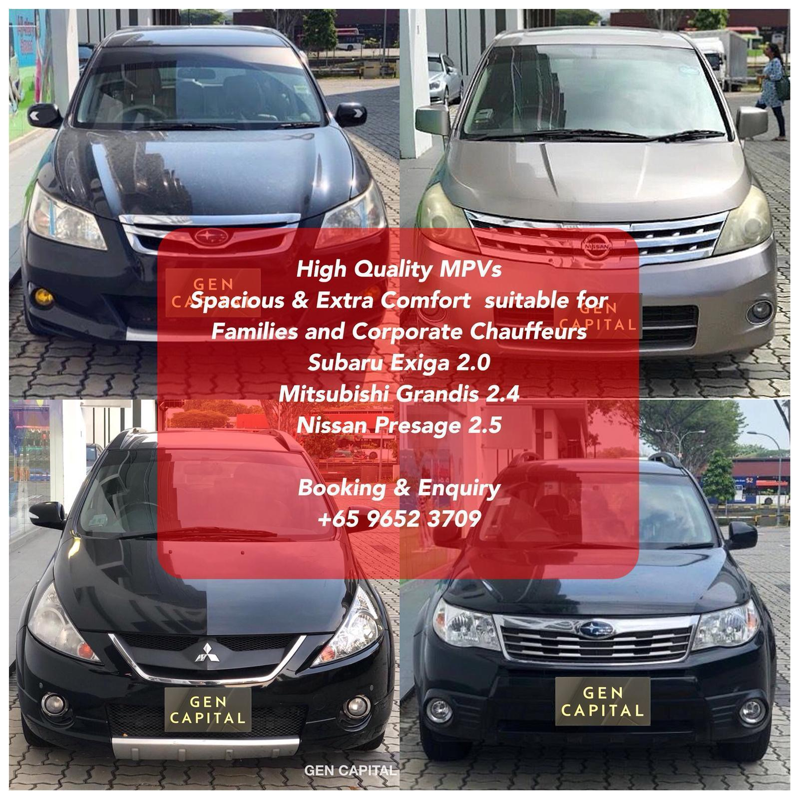 Mitsubishi Grandis Flash Deal!* PH Friendly*(Available Dates: 14 june - 25 June 2019 ONLY)