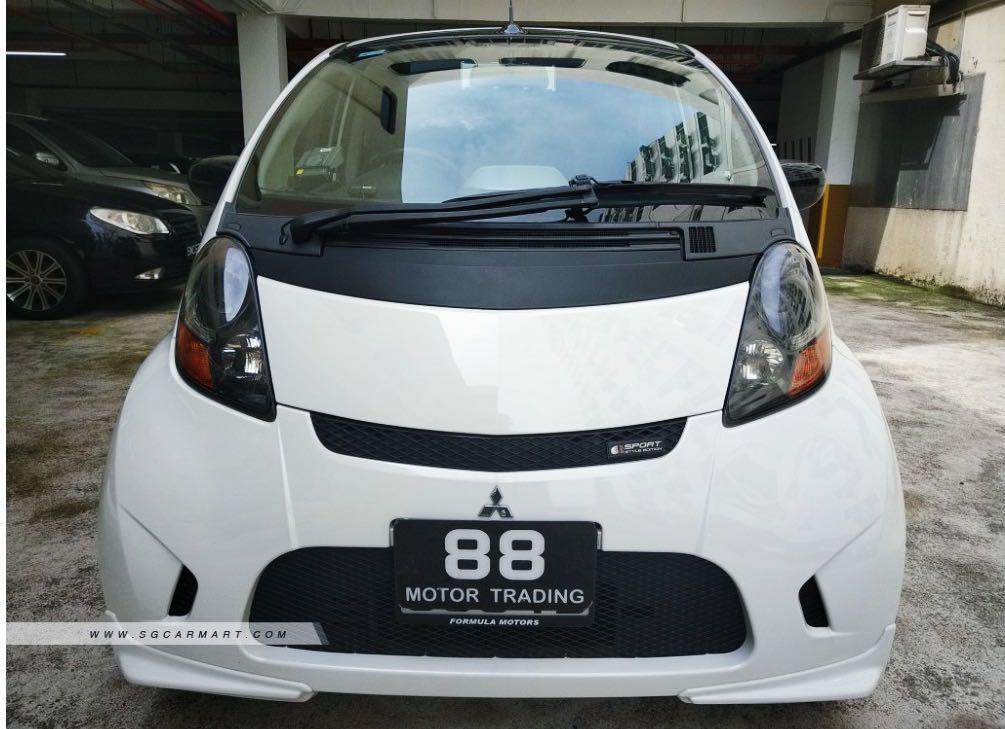 Mitsubishi i MIVEC Turbo - Casual Auto