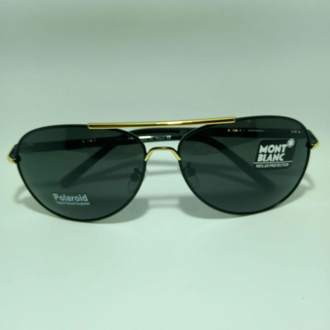 Montblanc original polarized sunglasses