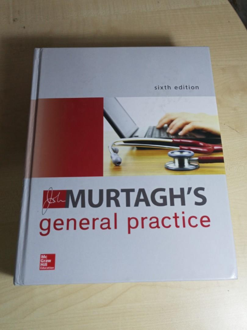 6ed. New. Murtagh's General Practice