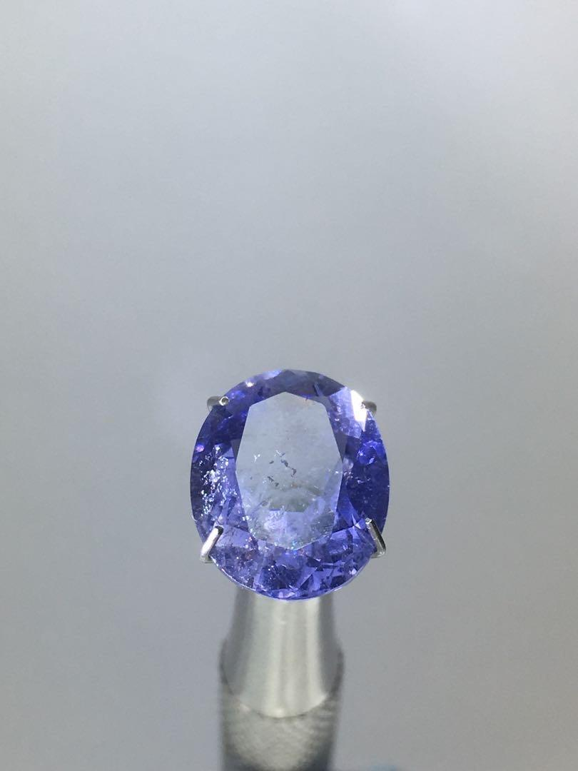 Natural Lolite Gemstone (3.48ct)