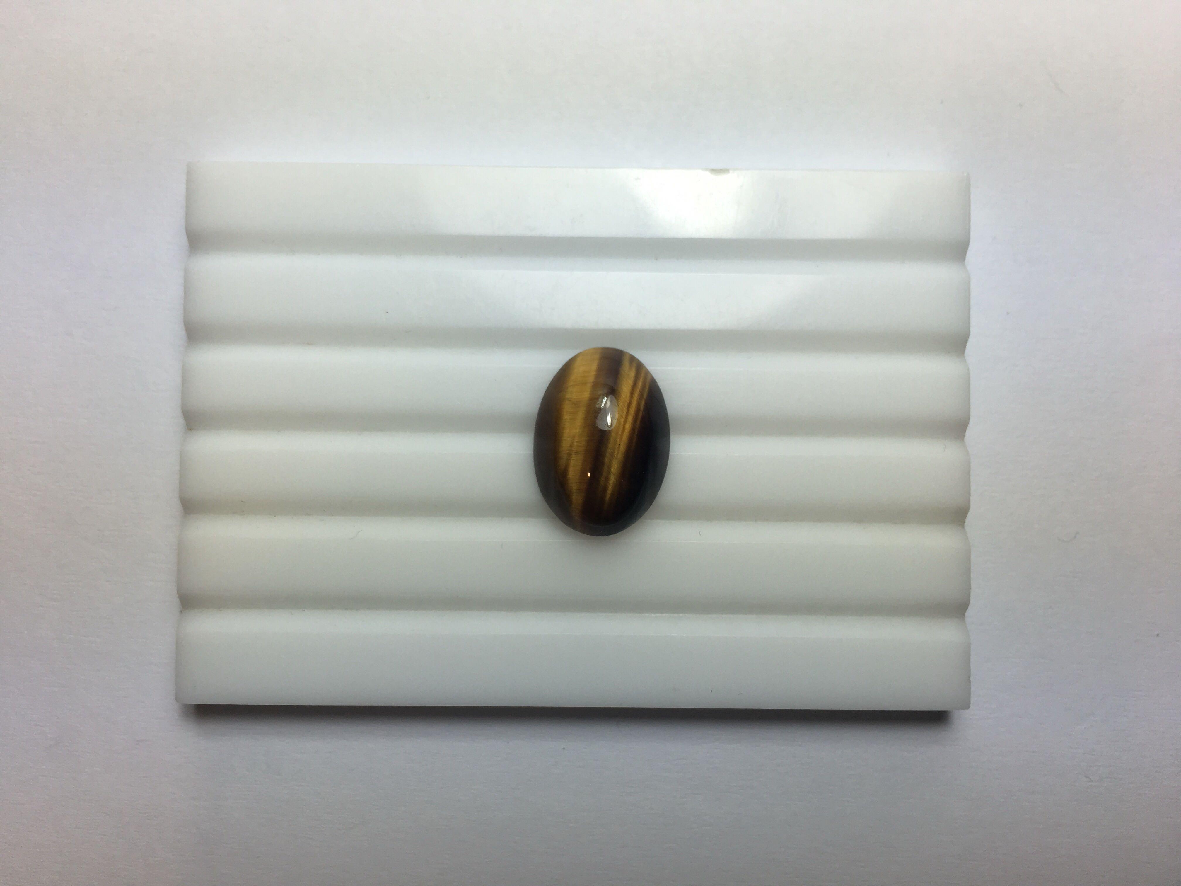 Natural Tiger's Eye Gemstone (10.55ct)