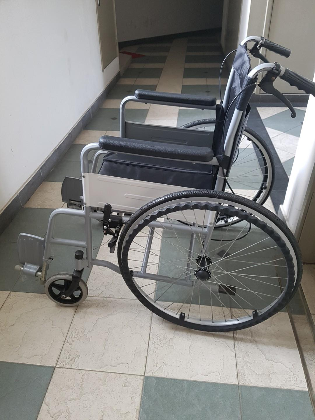 New condition wheelchair