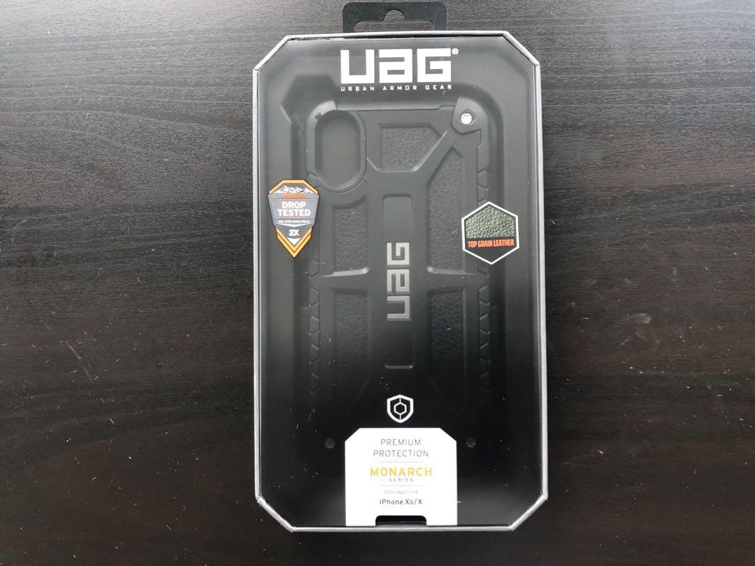 NEW Urban Armor Gear UAG iPhone X iPhone XS protective case