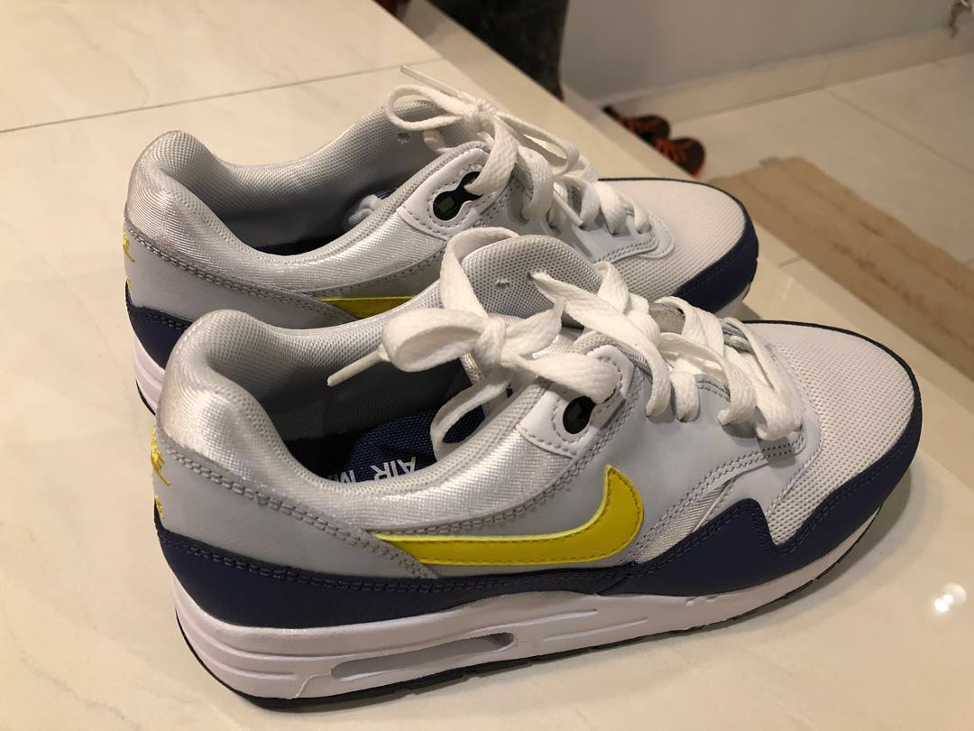 Max Blue Recallnew Yellow Tour 1white Air Nike n0OX8wkP