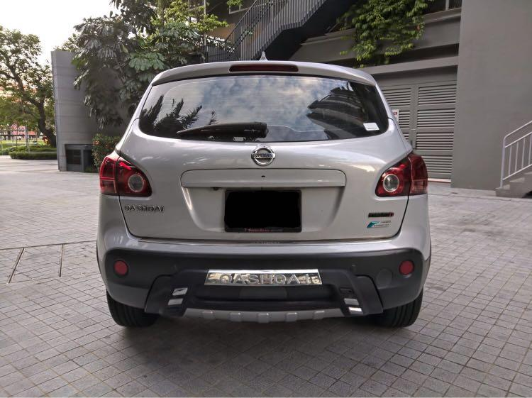 Nissan Qashqai 2.0L Premium Moonroof! LOWEST IN THE MARKET