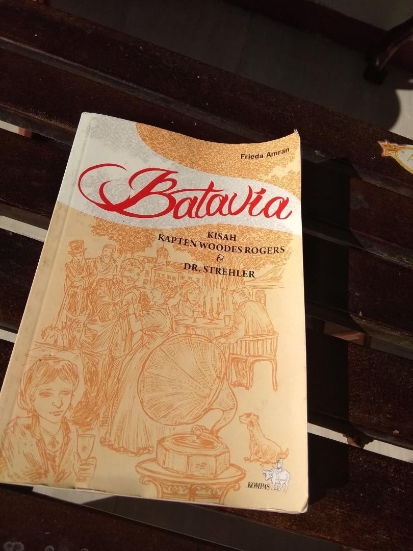 Novel Batavia