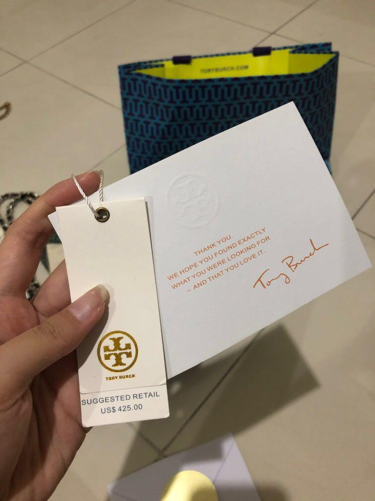 Preloved Tory Burch Emerson Authentic