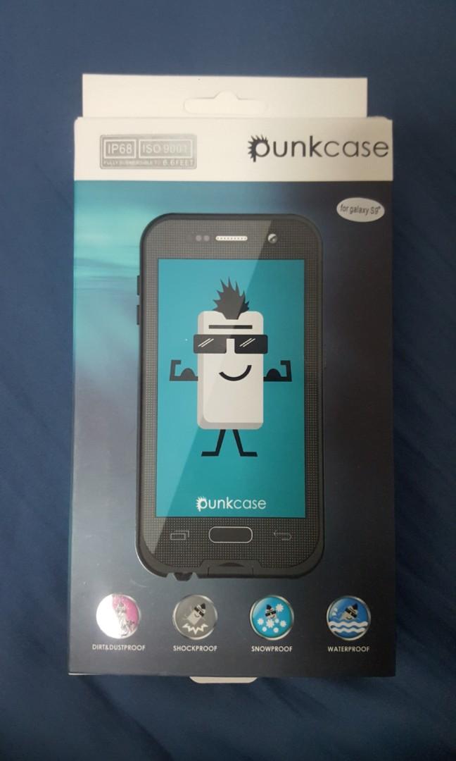 best service d7ba5 8e672 PunkCase waterproof casing for Samsung S9 plus