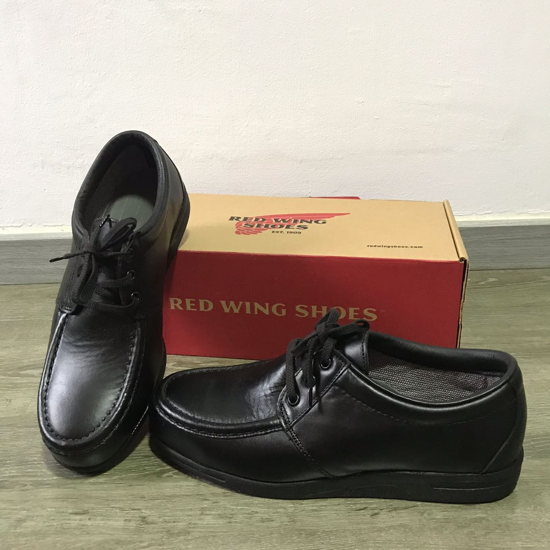 Red Wing Oxford Low Cut Safety Shoes