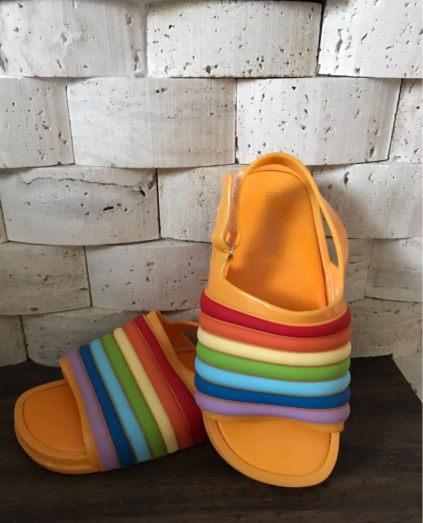 Replica Mini Melissa sandals