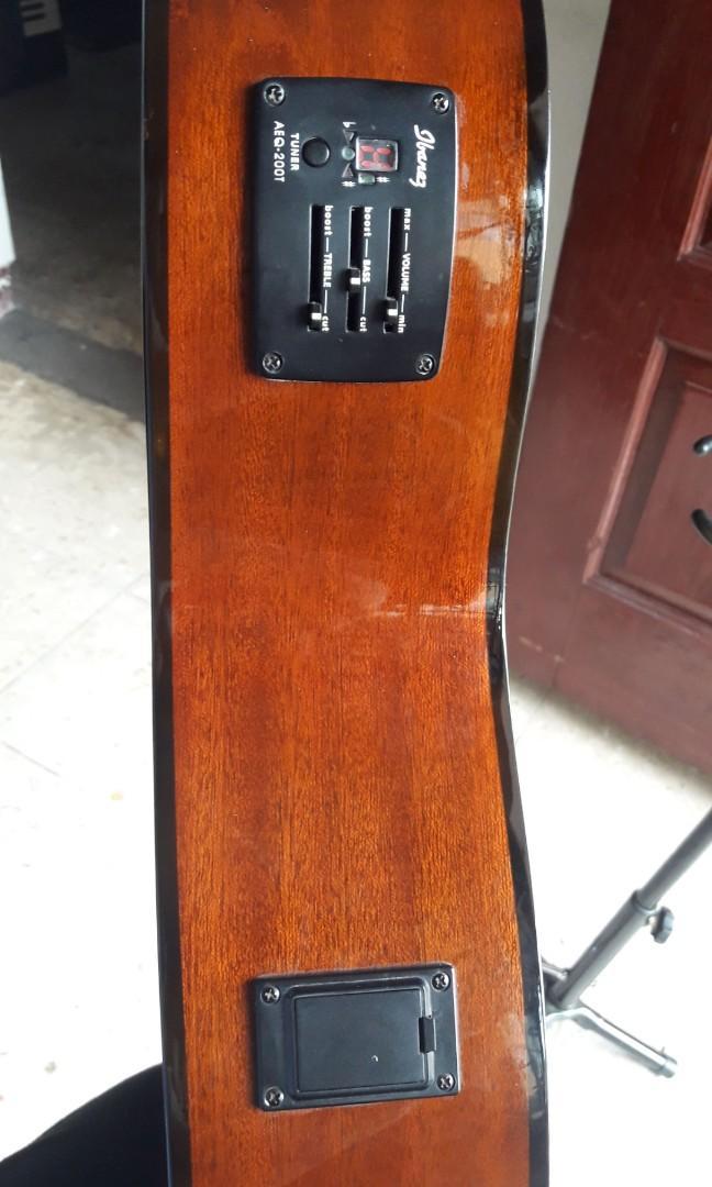 Salvador Ibanez G5CE-AM-2Y-02 Classic Nylon Akustik-Electrik