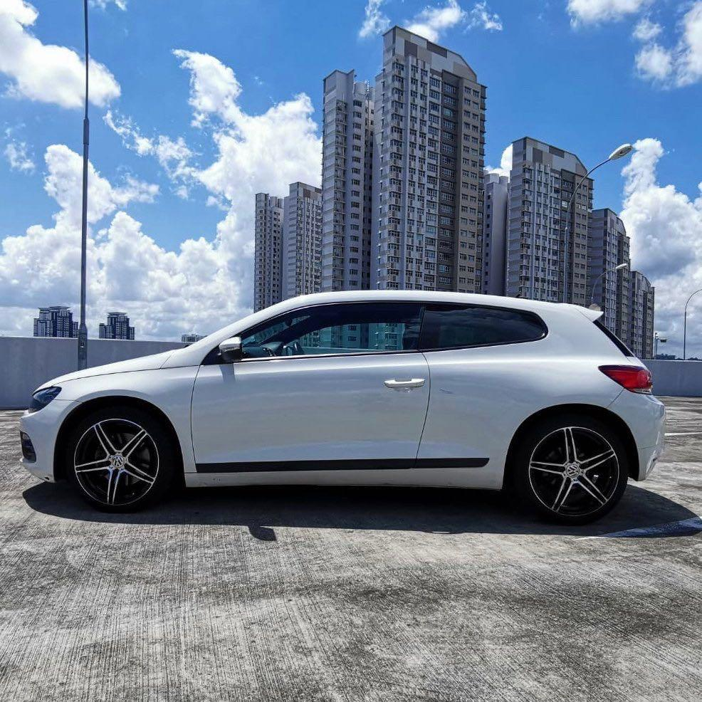 SCIROCCO 1.4T FOR RENT/RENTAL