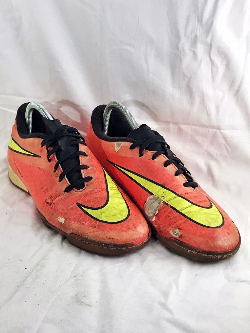 Sepatu Futsal Nike size 43 mercurial tiempo hypervenom