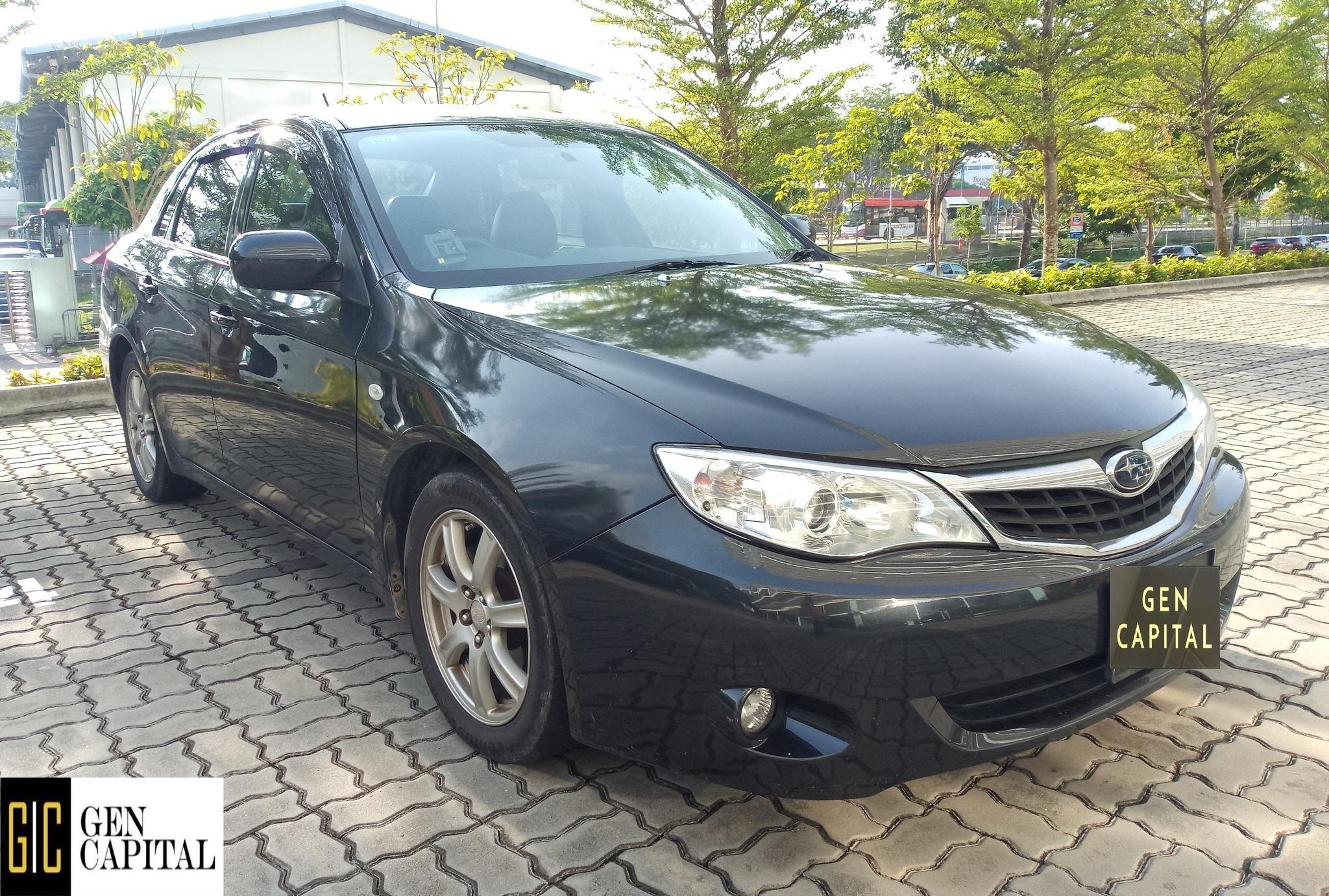 Subaru Impreza 1.5A AWD Comfortable Car for Personal & PHV Usage