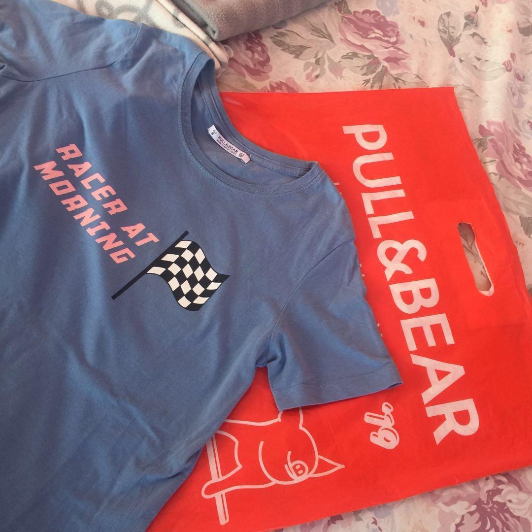 tshirt pull&bear
