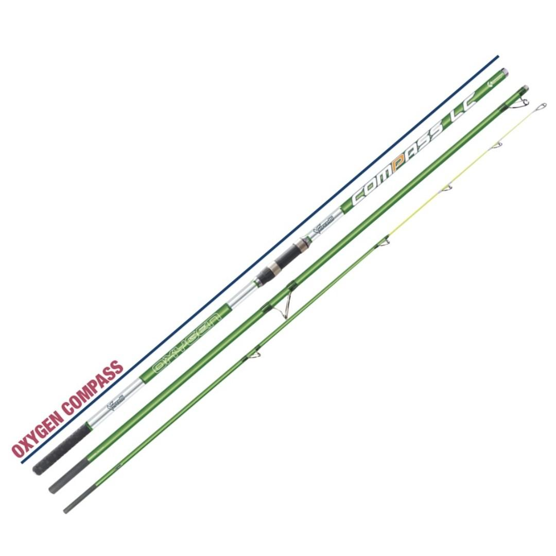 Vercelli Oxygen Compass 4 2m Surf casting rod on Carousell