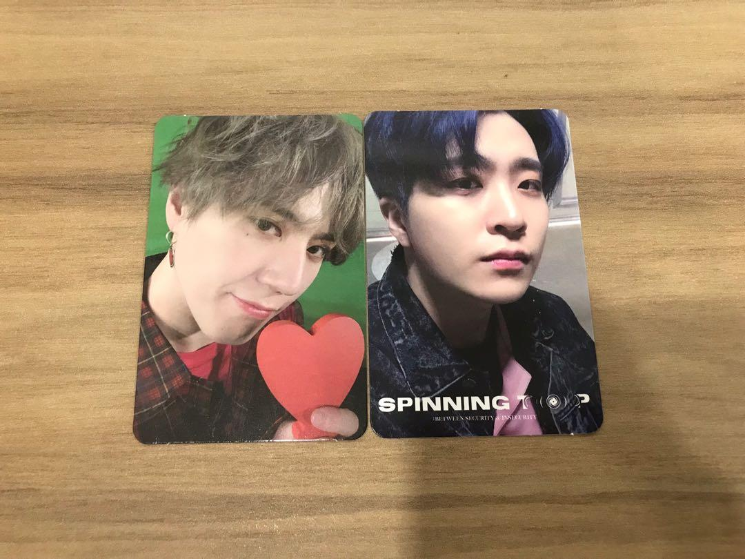 [WTT/WTS/WTB&LF] GOT7 Spinning Top Album, Album Cover, Stickers and Photocards