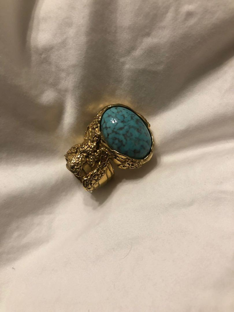 YSL ARTY RING size 7